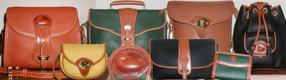 Vintage Dooney & Bourke | All Weather Leather Handbags and Wallets ...