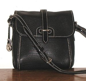 Small East West Flap Bag, number 191