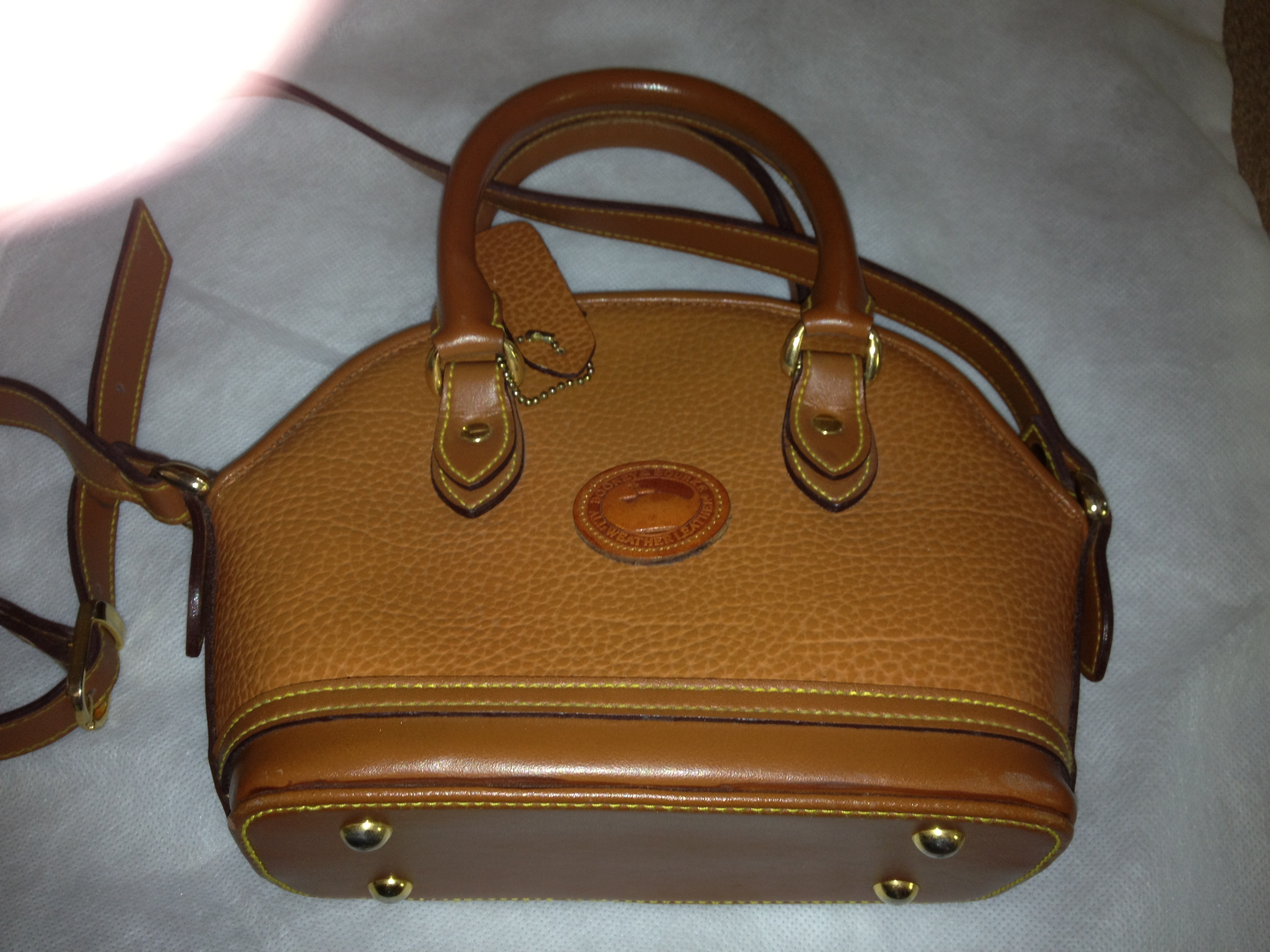 Norfolk Vintage Dooney Amp Bourke
