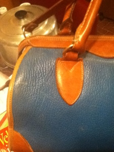 Refurbishing All Weather Leather Dooney & Bourke Bags