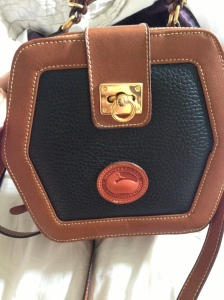Found this bag at the Flea Mall - What do you think Paula?