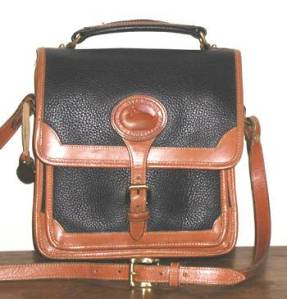 Authentic Dooney & Bourke Medium Surrey Carrier