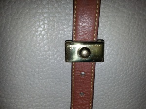 Mystery Dome Bag  - Is this an authentic Dooney & Bourke