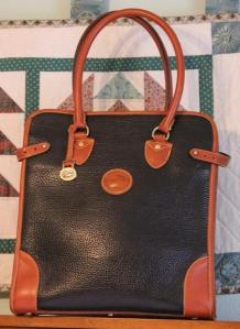 Fake Dooney & Bourke R42 Shopping Tote Bag