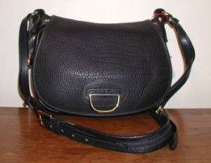 Black Horseshoe Dooney & Bourke