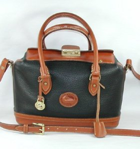 Authentic Dooney & Bourke Doctor Bag