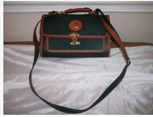 Buyers Beware !! More fake Dooney & Bourke bags being sold on internet shopping sites