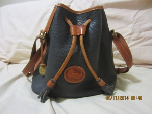 Front of AWL bag