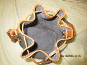 Inside of bag 2