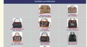 sold satchels