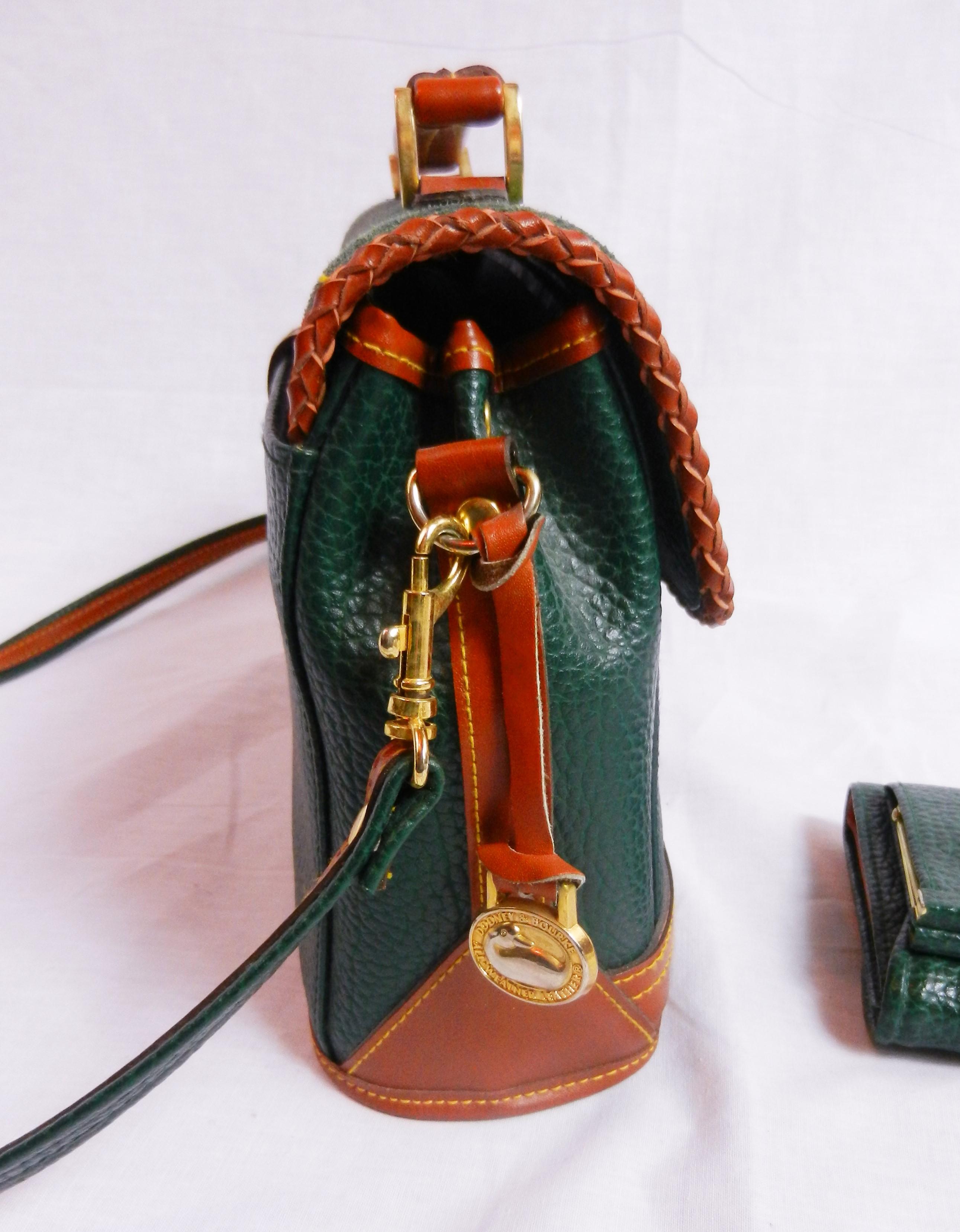 Fake Handbag Vintage Dooney Bourke