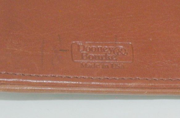 Vintage Dooney & Bourke Made in USA