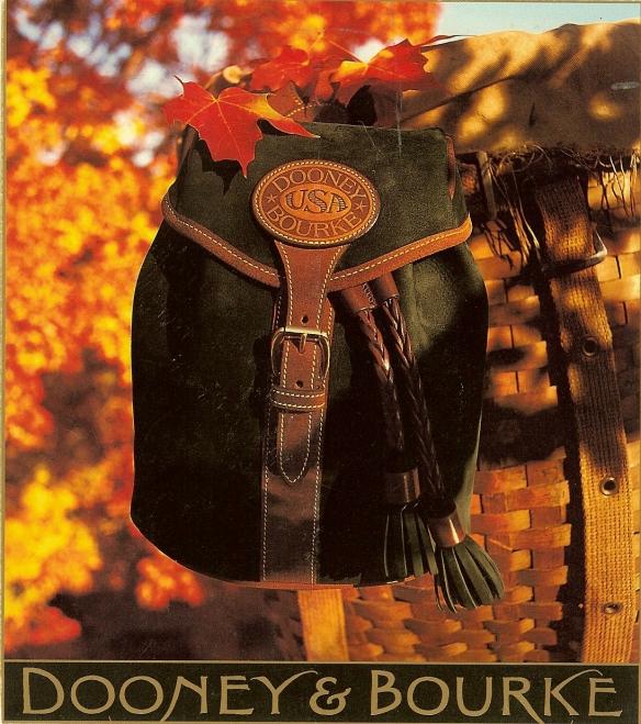 1994 Fall Winter Dooney & Bourke Catalog
